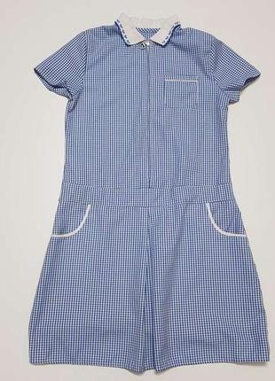 Школьная форма, платье, nutmeg, на 11-12 лет, как новое!