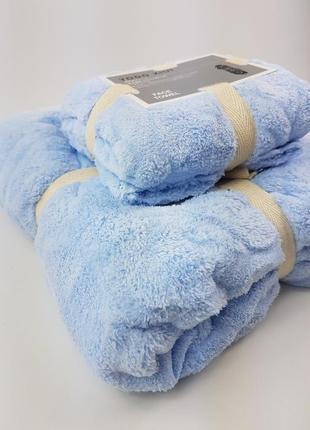 Комплект полотенец для ванной комнатыразмером