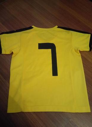 Футбольная футболка4