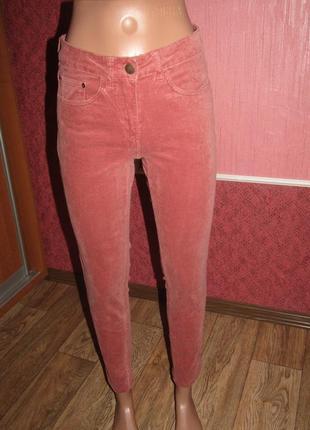 Укороченные брюки р-р 36-38 бренд blue motion