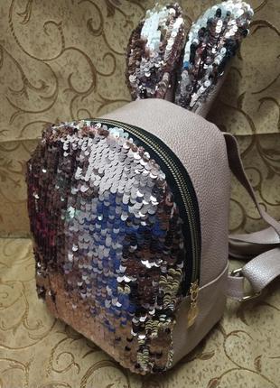 Женский рюкзак эко-кожа д20