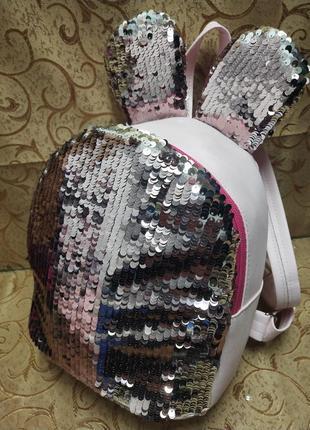 Женский рюкзак эко-кожа д21