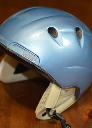 Горнолыжный шлем salomon essential sl-2 concept 54-55 см
