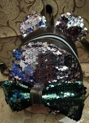 Женский рюкзак эко-кожа д273