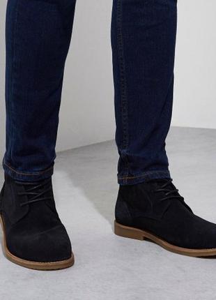 Мужские ботинки river island (дезерты)