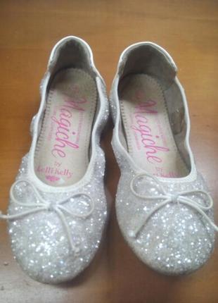 Балетки туфли нарядные