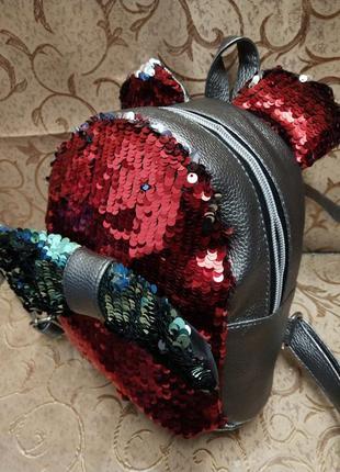 Женский рюкзак эко-кожа д29