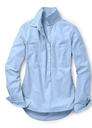 Взыскательной моднице - хлопковая блуза tchibo, германия - р. 54 укр.