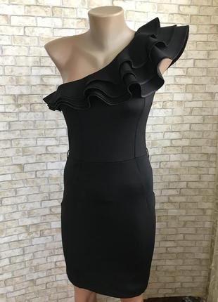 Эффектное платье на одно плече jane norman s