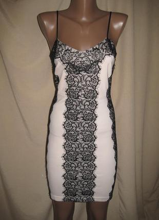 Красивое платье new look р-р6,
