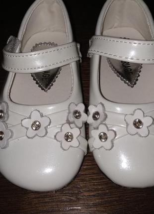 Туфельки для девочки 20р.
