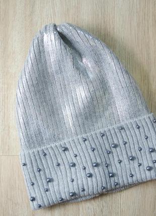 Крутая шапка на 40-54 см