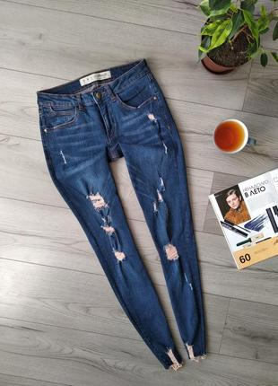 Джинсы  штаны  темні  джинс  джинси  штани   жіночі  27 New Look ... e26a7a5da45f8