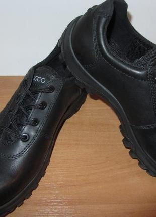 Туфли ecco нат кожа