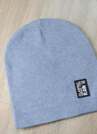 Удобная шапка на малыша 42-50 об.головы