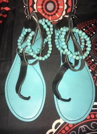 Красивые сандали индия 38 р