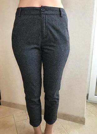 Тёплые шерстяные штаны benetton