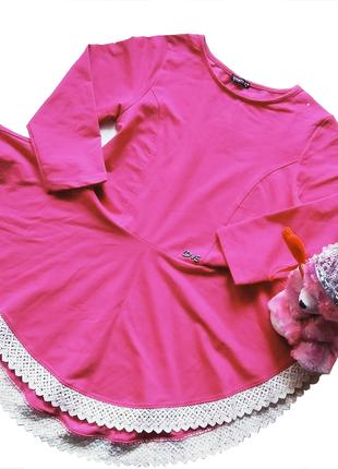 Красивое платье для юнной принцессы