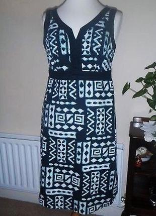 Льняное платье debenhams