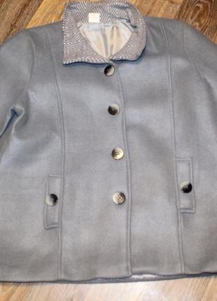 Флисовая куртка anne de lancay в состоянии новой xl - 2xl