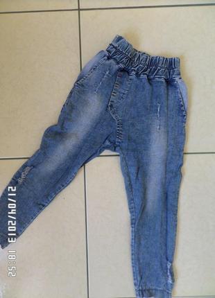 Kids 116см тонкі штани