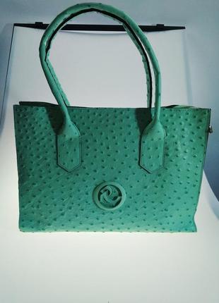 Кожаная сумка, италия, ripani