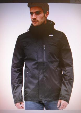 Брендовая термо куртка ветровка wildebeast р.48-50 (м)водо+ветрозащита