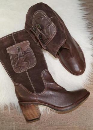 Комфортные ботинки, сапоги