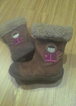 Ботиночки clarks