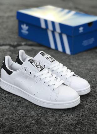 Мужские кроссовки adidas stan smith 40-44 размеры