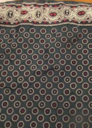 Cуперовый шелковый платочек