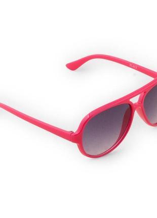 Качественные детские солнцезащитные очки из сша, размеры 2-4 и 4-7 лет