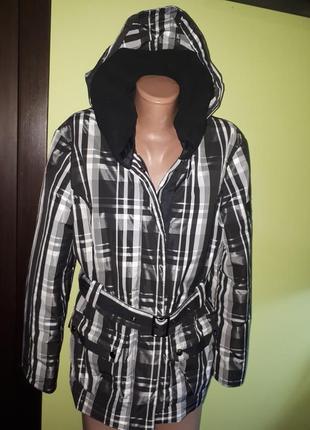 Англ 14 куртка frank walder
