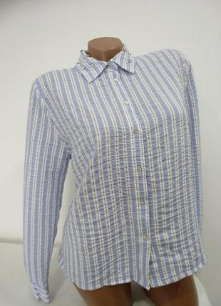 Стильная рубашка zara,с бусинками и стразами