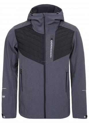 Icepeak мужская куртка софтшелл от финского бренда р. 52 (xl)оригинал