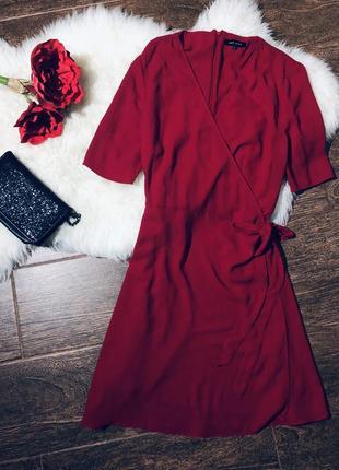 Очень красивое платье на запах