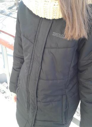Демисезонное пальто куртка regatta