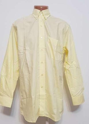 Рубашка lord hamilton, 75% хлопок, l. новая!
