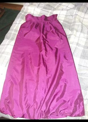 Потрясающая длинная юбка