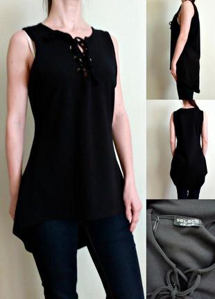 Блуза - плотный трикотаж