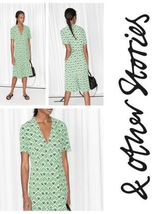 Новое платье сукня с узором - распродажа 🔥 много брендовой одежды!