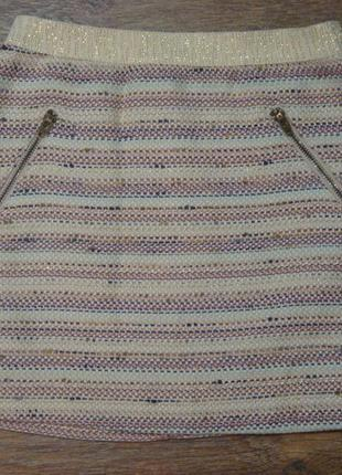 Красивая юбка  zara 9-10 лет1