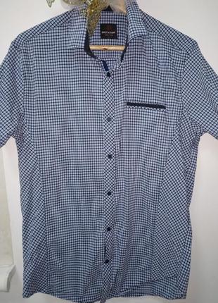 c88d35be9d3 Мужские рубашки на кнопках 2019 - купить недорого мужские вещи в ...