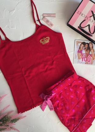 Пижамы виктория сикрет (Victoria s Secret) 2019 - купить недорого ... b31d108884491