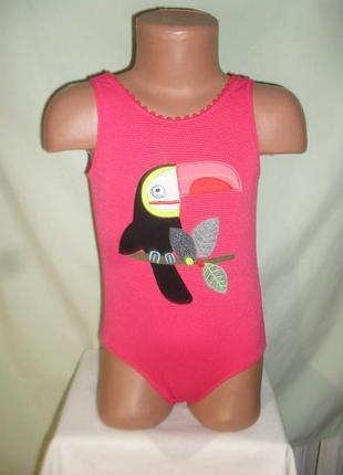 Купальник на 3-4годика
