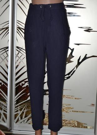 Легкие брюки м-л размер