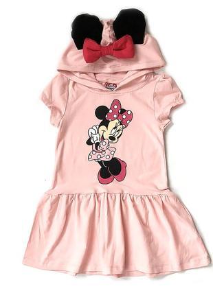 Платье с минни для девочки