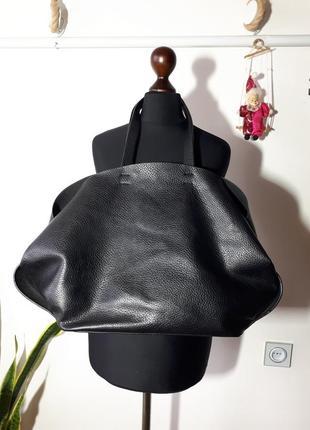 Большая сумка на плечо zara
