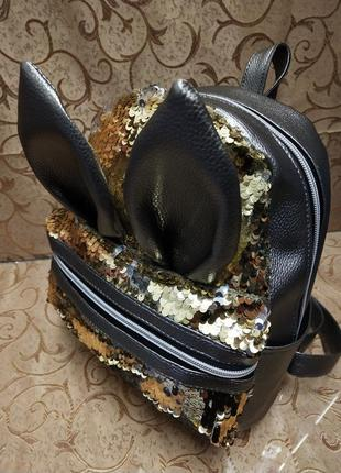 Женский рюкзак эко-кожа д36