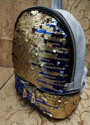 Женский рюкзак эко-кожа д43